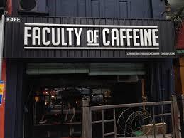 Faculty Of Caffeine