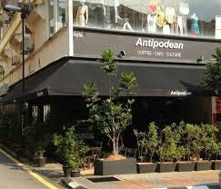 Antipodean Cafe Bangsar in KL