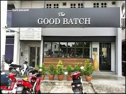 The Good Batch Cafe in KL (Damansara Utama)