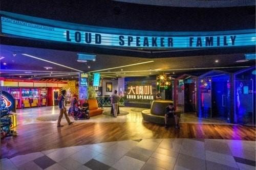 Loudspeaker Karaoke Kuala Lumpur
