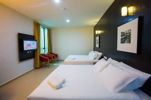 Hotel Kuala Lumpur Midvalley Megamall