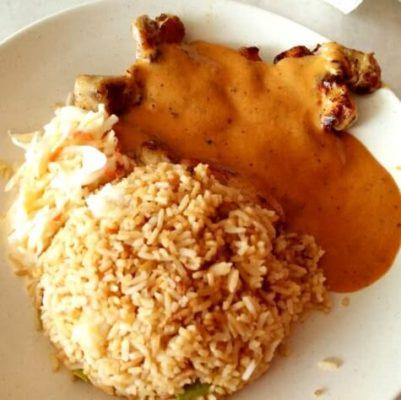 Hung Kitchen-Chicken Chop
