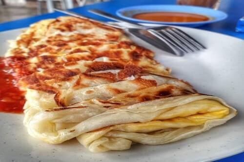 Restoran Selera Selatan Roti Canai breakfast menu spice cafe