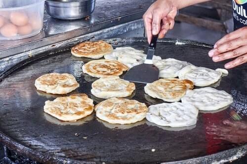 Roti Canai Bukit Chagar (Halal) breakfast menu spice cafe