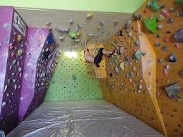 Boulder Ventures Rock Climbing Gym