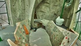 amazing Rock Climbing at Camp5 Indoor Climbing
