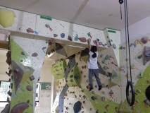 First Rock Climbing in Malaysia Madmonkeyz Climbing Gym