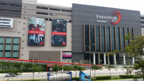 Why Paradigm Mall JB is the Best